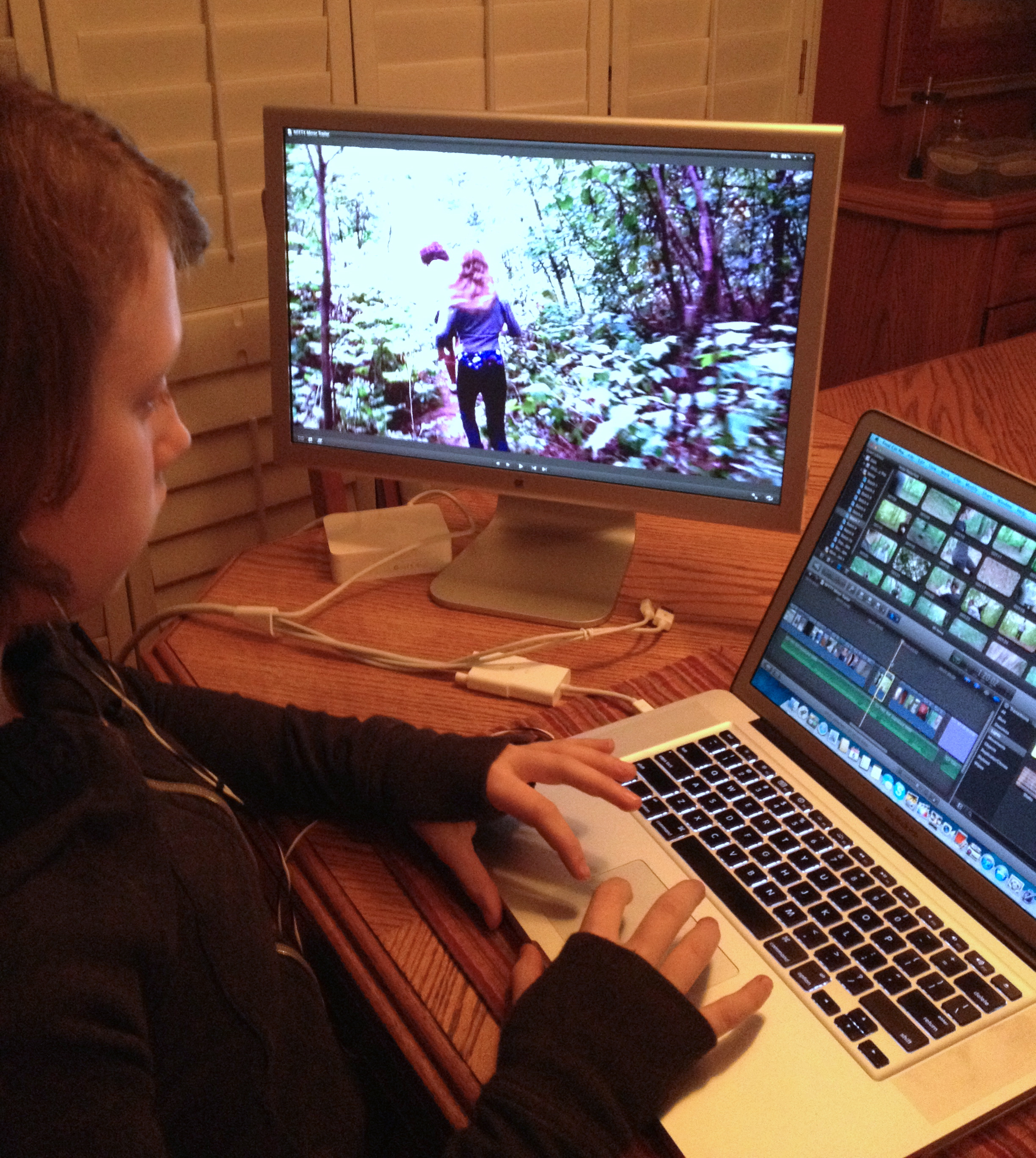 Morgana editing with Final Cut Pro X
