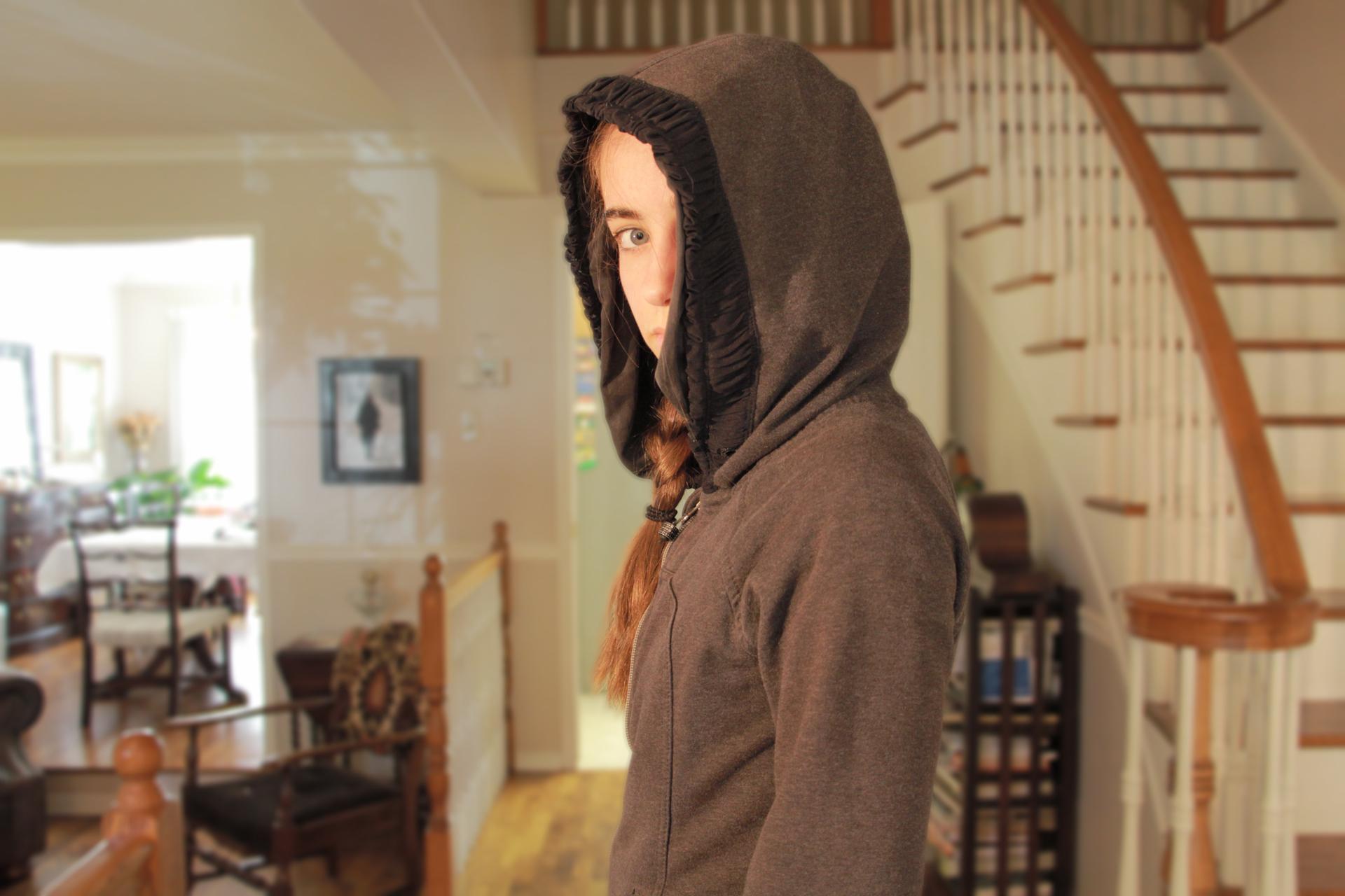 """Production Still - Laura Gray as """"Jan"""""""
