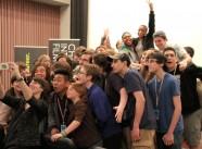 2014 CineYouth - Group Selfie