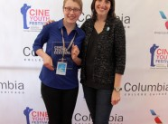 2014 CineYouth - Morgana with Rebecca Fons
