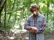 Connor Adsett as The Wolf