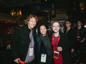 Jason Merrin, Rachel Liu, Morgana