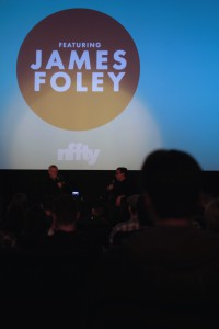 """""""Building A House: Drama, Dialogue, and Directing"""" with James Foley"""