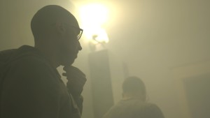 BTS Photo from Standby - A frame grab from my C100.