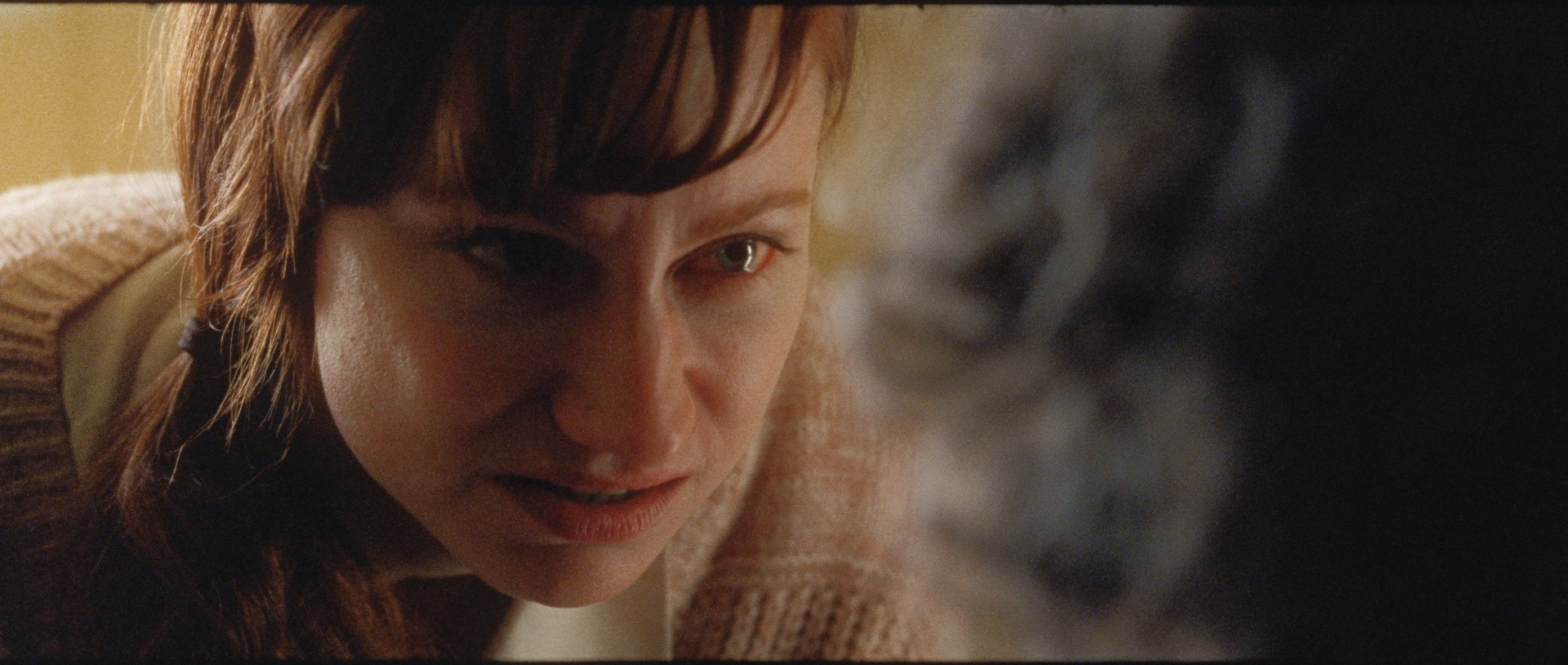 Still image from the short film Chicken. Colorist Morgana McKenzie