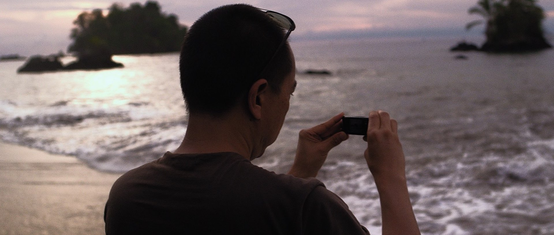 Still image from the feature documentary A.W. A Portrait of Apichatpong Weerasethakul. Directed by Connor Jessup. Colorist Morgana McKenzie